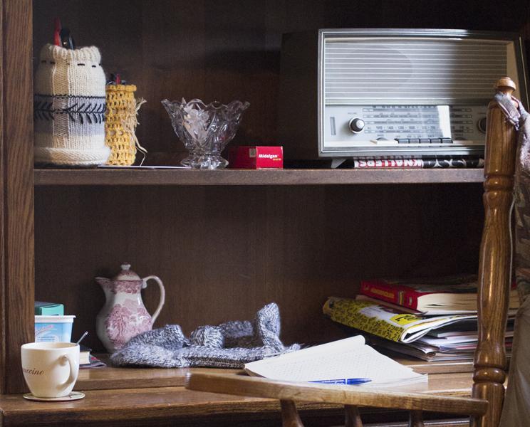 Jannie thuis - Majella Fotografie